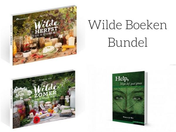 Wilde boeken bundel